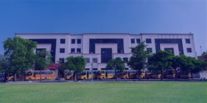 HMR College Front View
